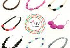 Tiny Teethers Fashion Teething Necklaces