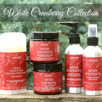 White Cranberry Collection
