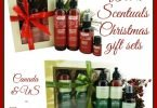 Win Two Christmas Gift Sets from Scentuals Body Care from Nature {Giveaway Closed}