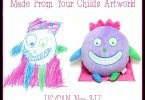 Win a Custom Budsies Plush Toy Made From Your Child's Artwork {Giveaway Closed}
