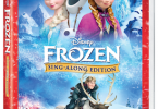 Disney Face Off: Frozen Sing-Along or Star Wars Clone Wars #TWCMgifts