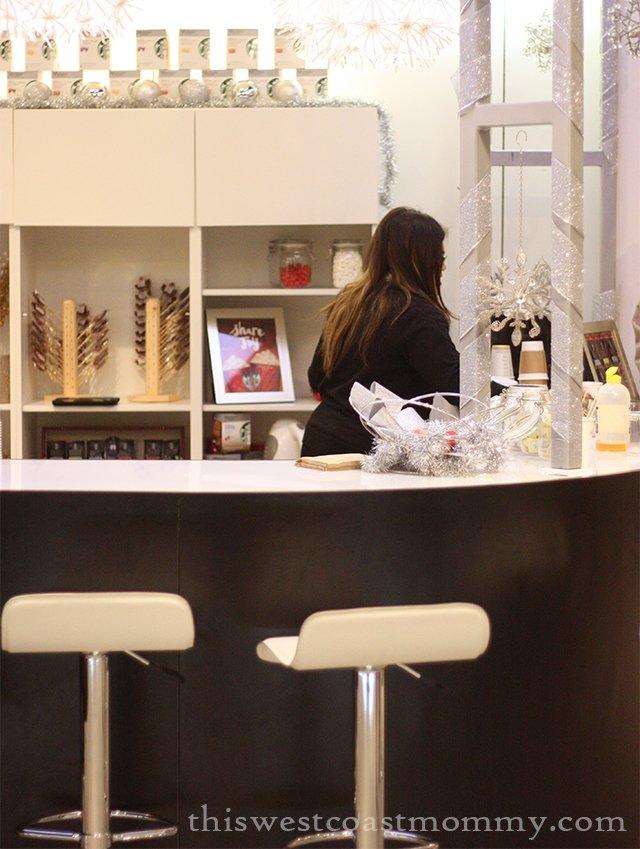RBC Avion Holiday Boutique Café