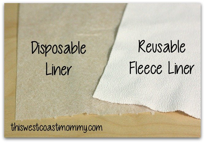 Cloth Diaper Liners
