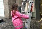 Wordless Wednesday: Daddy's Little Helper