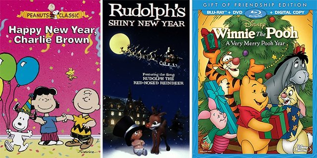 New Year movies for kids