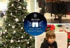 Shop Like a VIP with the RBC Avion Holiday Boutique at Coquitlam Centre #AvionVIP