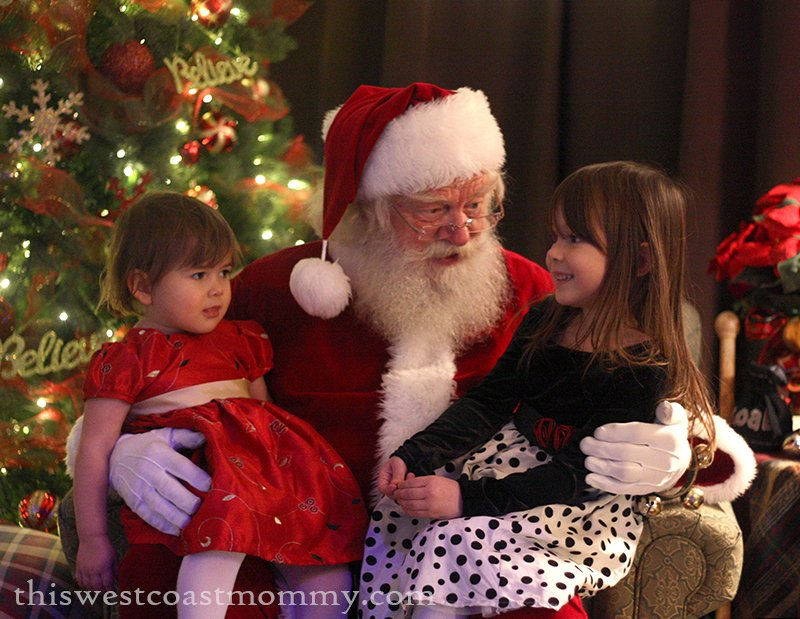 Visit with Santa at NorthPole BC