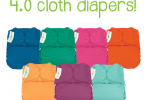 Win SEVEN bumGenius 4.0 Cloth Diapers! {Giveaway Closed}