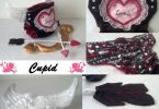 12 Cloth Diapers for Valentine's Day