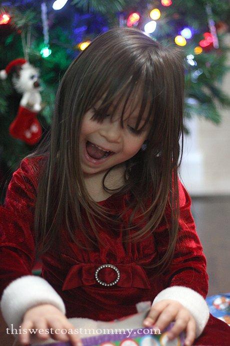 FlipSize Santa dress