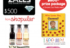Love is in the Air $1100 Prize Package #Giveaway {Closed}