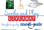 Soothe and Play Prize Package $500 ARV #Giveaway {Closed}