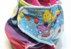 Sar n'dippa Dee Hybrid Fitted Cloth Diaper Review