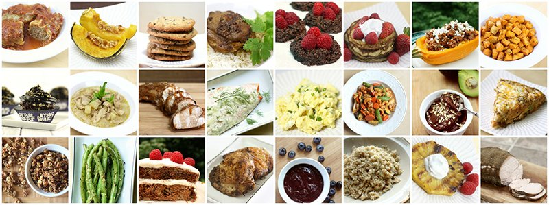 This West Coast Mommy's Paleo and Gluten-Free Recipes