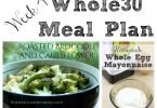 Whole30 Meal Plan: Week Four