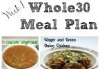 Getting a Healthy Start in 2015 with the Whole30 Challenge