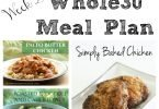 Whole30 Meal Plan: Week Two