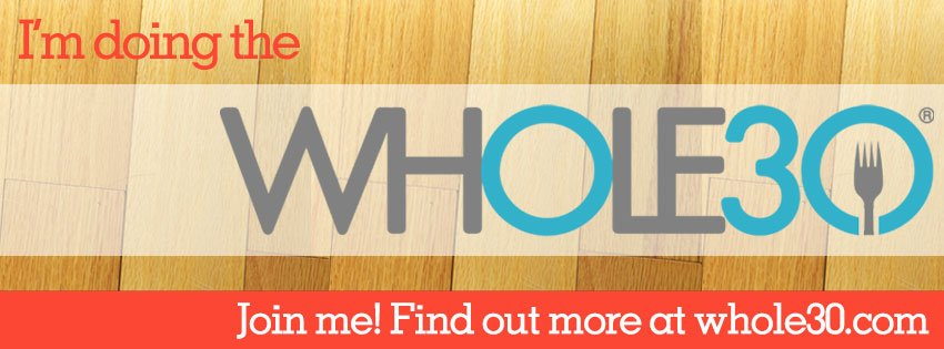 Join Me on the Whole30 Challenge