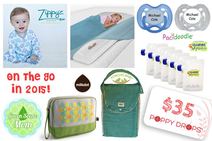 Green Scene Mom On The Go in 2015 Giveaway