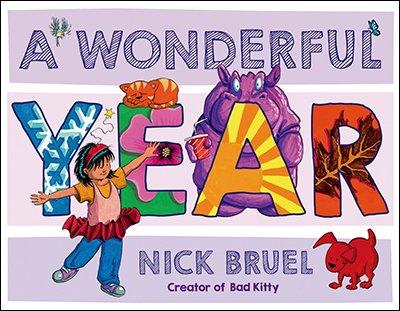 A Wonderful Year - Nick Bruel