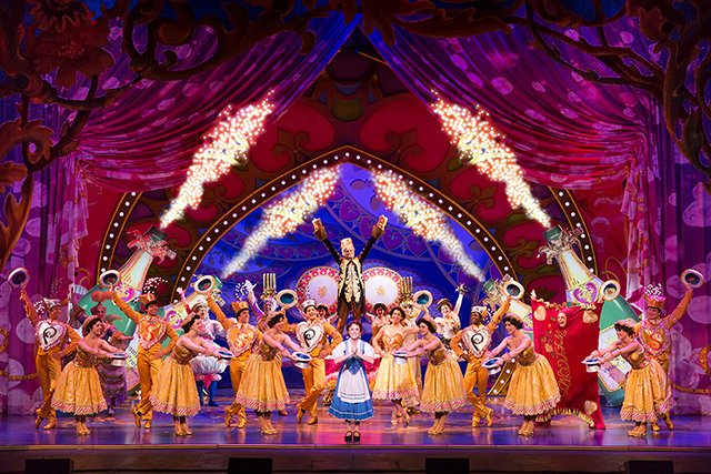 """Beauty and the Beast - """"Be Our Guest"""""""