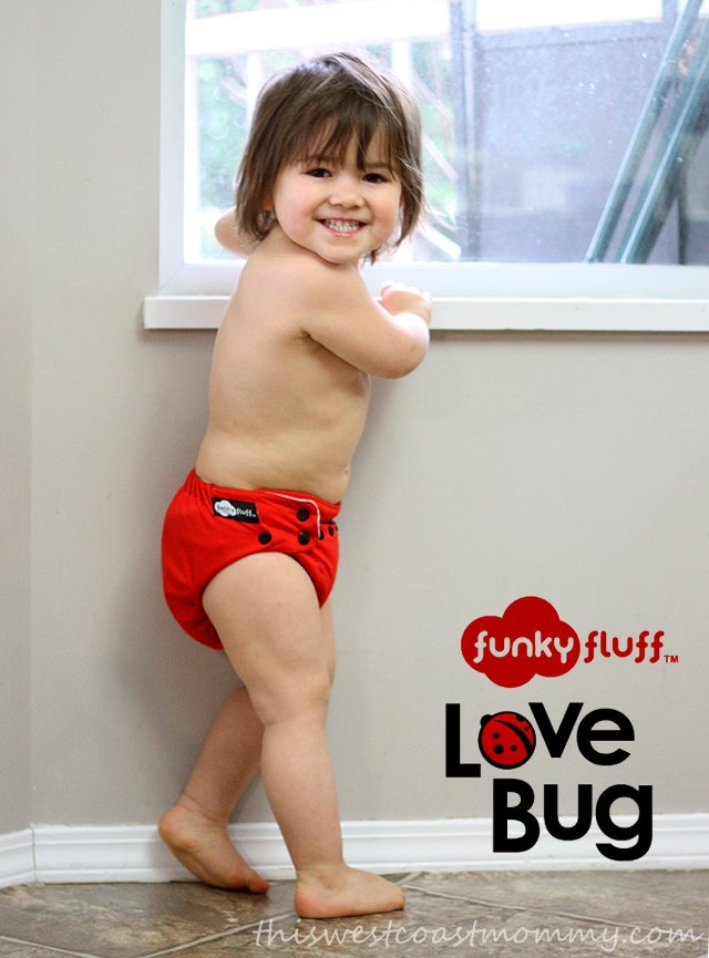 Funky Fluff Love Bug