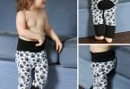 Grow With Me Pants for Cloth Diapered Babies and Toddlers