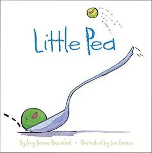 Little Pea board book