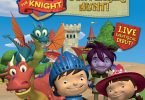 Mike the Knight in the Great Scavenger Hunt Now Touring