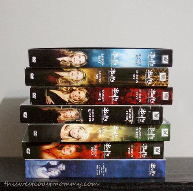 Buffy the Vampire Slayer marathon