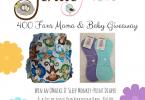 Omaïki O'Sleep Fitted Diaper and Lotus Duo Mama Cloth Giveaway {Closed}
