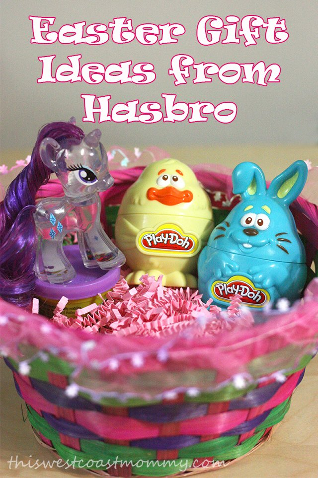 Easter gift ideas from hasbro this west coast mommy hasbro easter gift ideas negle Images