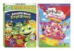 Win DVDs of the New LeapFrog Letter Factory Adventure and Lalaloopsy Movie for Easter {Closed}