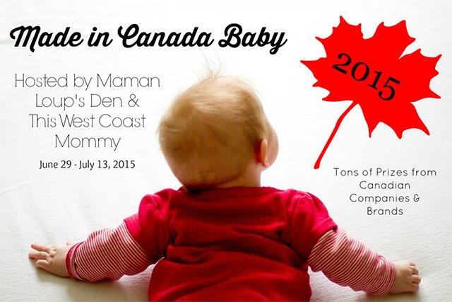Made in Canada Baby 2015