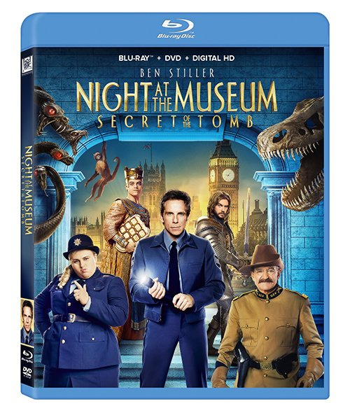 Night At The Museum Secret Of The Tomb Blu Ray Plus Free Printable