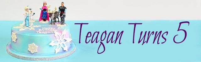Teagan Turns 5