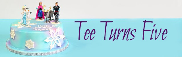 Tee Turns Five