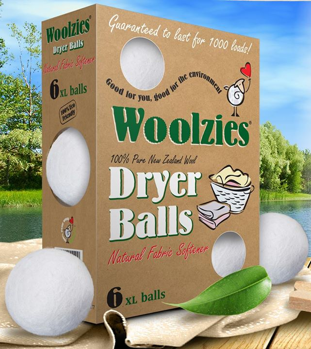 Woolzies dryer balls