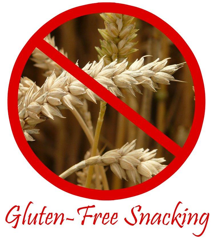 gluten-free snacking