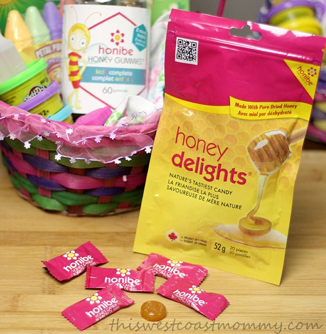 honibe honey delights candies
