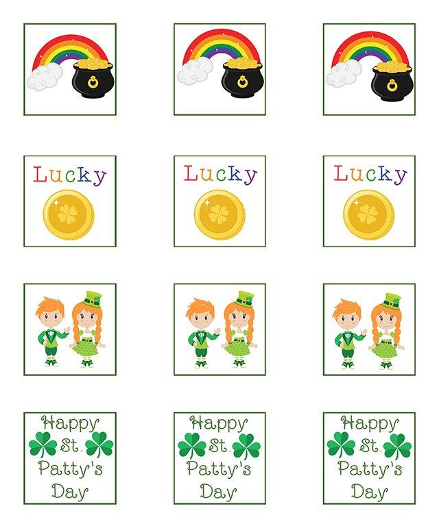 st-pattys-day-cupcake-toppers