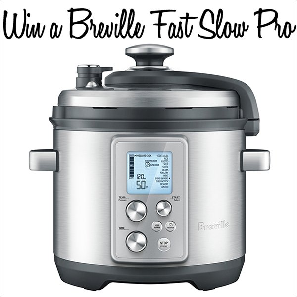 Breville Fast Slow Pro Multi-Cooker (CAN, 7/26)