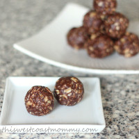 ChocoCoco Peanut Butter Snack Bites - social