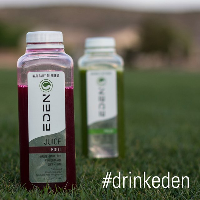 Eden Juice Launches Its Kickstarter Campaign for Earth Day #drinkeden