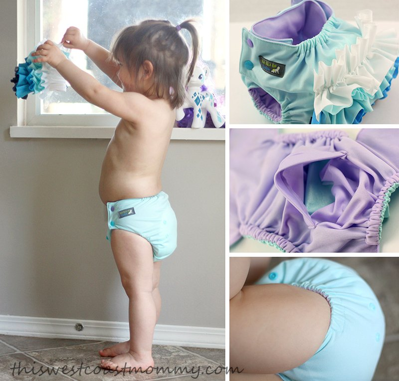 Ella Bella Bum Design Your Own Ella'ssential pocket diaper review