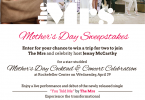 Win a Trip to NYC in the Mrs. Mother's Day Sweepstakes!