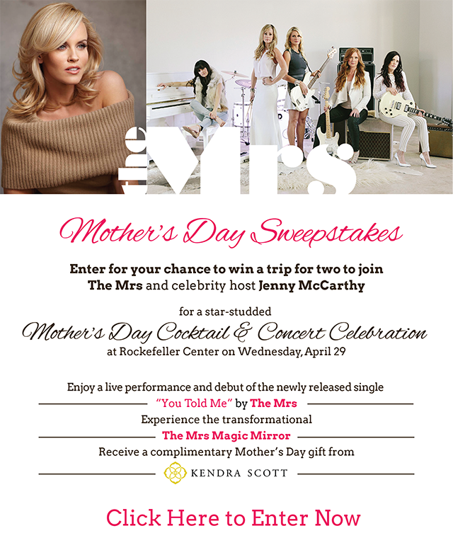 Mrs Mother's Day contest