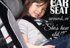 "Extended Rear Facing: When Are You Going to Turn That Car Seat Around, Or ""She's How Old!?"""