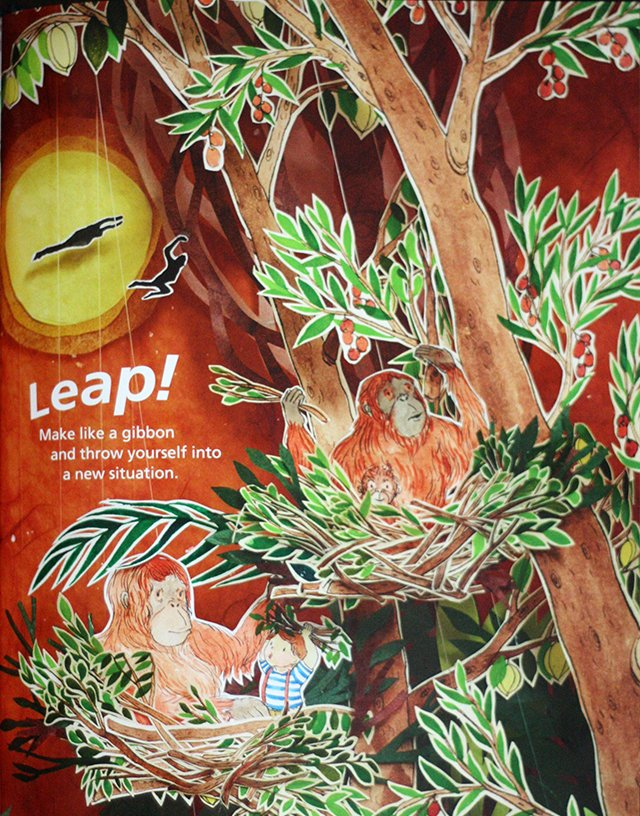 Wild Ideas - leap