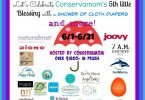 Win 1 of 3 Huge Prize Packages in Conservamom's Baby Shower Giveaway! {Closed}